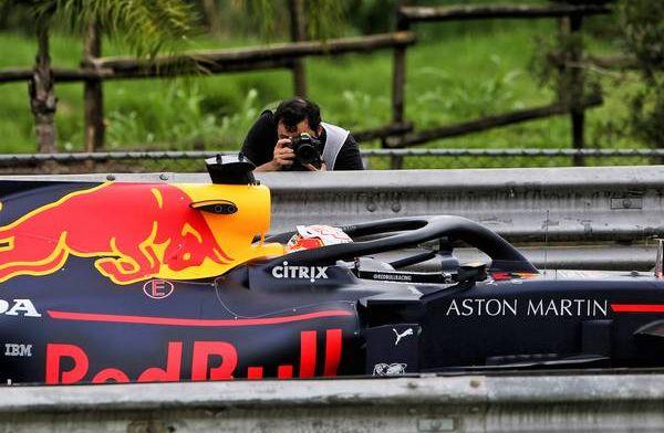 Tussenstand: kwalificatieduel teamgenoten Grand Prix van Brazilië