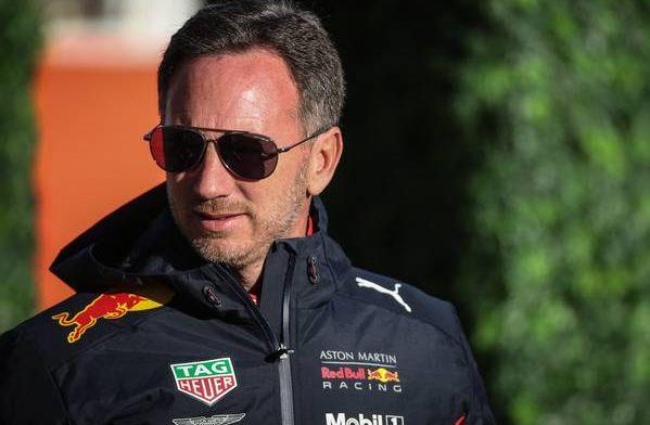 """Horner: """"Knap  van Verstappen op baan waar Mercedes kwalificaties domineerde"""""""