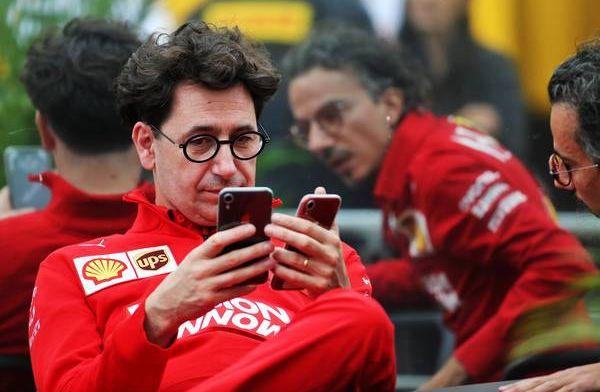 Binotto: Verstappen verdiende de pole position