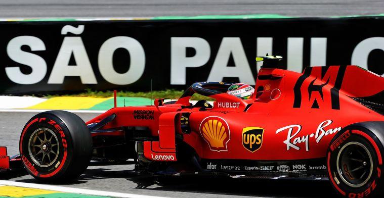 Ferrari nog steeds het snelst in speedtrap, maar veel scheelt het niet!