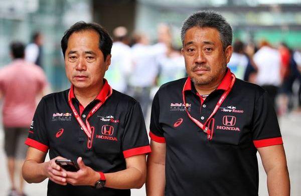 Honda: In alle vrije trainingen gaf Verstappen nog aan problemen te hebben