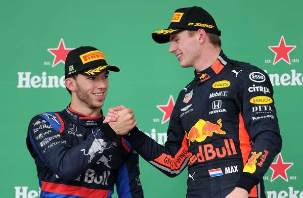 Gasly overcome with emotion after sensational P2: I'm just so happy