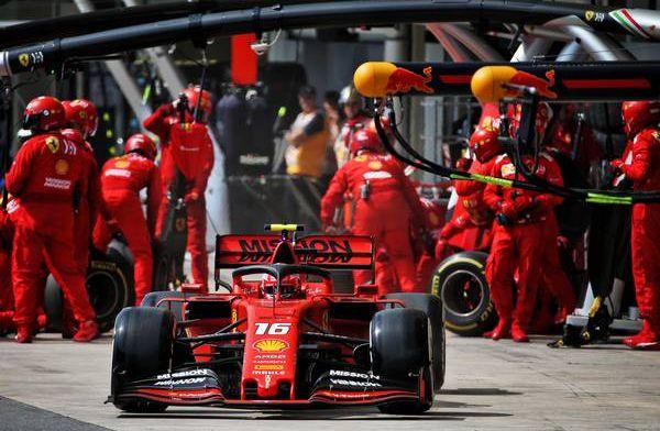 FIA take decision regarding Leclerc-Vettel accident during Brazilian Grand Prix
