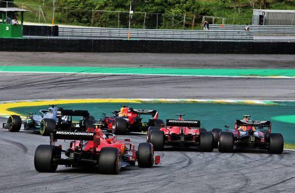 Onrust bij Ferrari nog lang niet over: ''Er ging duidelijk iets fout''