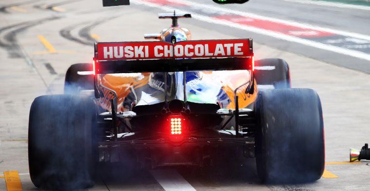 Update: McLaren kiest voor nieuwe motoronderdelen: Gridstraf voor Sainz