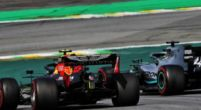 Image: Watch: Alex Albon and Lewis Hamilton collide on last few laps of Brazilian GP!