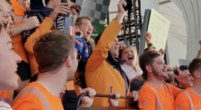 "Image: Watch: McLaren celebrate first podium since Australia 2014 - ""Super Carlos!"""