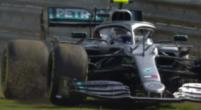 Afbeelding: Bottas valt uit met kapotte Mercedes-motor; safety car is uit