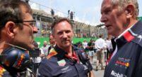 """Afbeelding: Horner lovend over 'briljante' Verstappen: """"Max was snel wanneer het moest"""""""