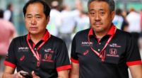 """Afbeelding: Honda: """"In alle vrije trainingen gaf Verstappen nog aan problemen te hebben"""""""