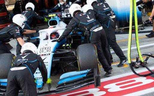 Have the FIA eased the punishment on Williams due to financial problems?