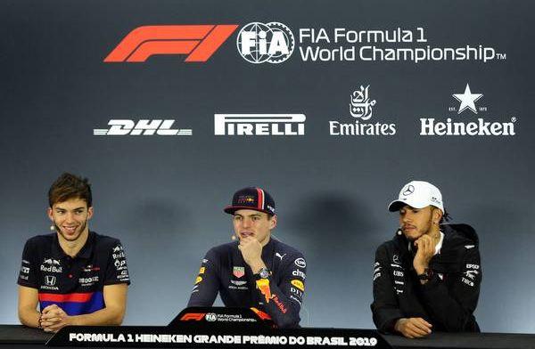 Hamilton and Verstappen give Gasly plenty of praise for maiden F1 podium