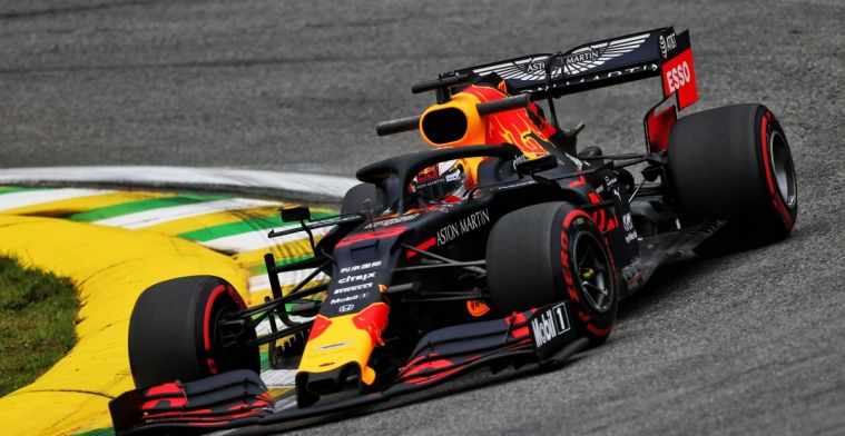 Teams op Rapport na GP Brazilië: Red Bull grote uitblinker