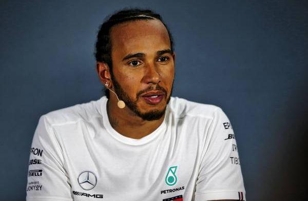 """Hamilton: """"Als we teams dichter bij elkaar krijgen, dan is dat geweldig"""""""