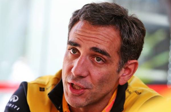 Bold strategy didn't pay off as Renault battle for 5th in F1 world championship