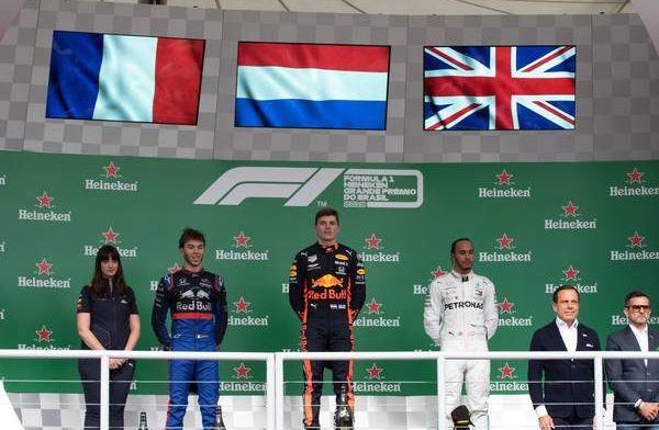 Cijfers voor de GP van Brazilië: Verstappen heer en meester op Interlagos