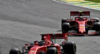 """Image: Vettel refusing to play blame game """"because we both didn't finish the race"""""""