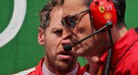 """Afbeelding: Vettel: """"Verstappen was buiten bereik"""""""