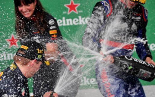 De Formule 1 zag zijn jongste podium ooit in Brazilië - GPblog.com Nederland