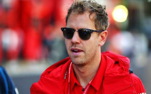 Sebastian Vettel insists he is not to blame: