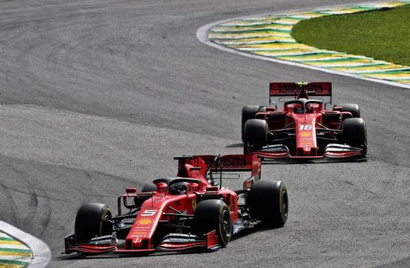 Brawn stellig: ''Eén van de Ferrari-coureurs had de schuld op zich moeten nemen''