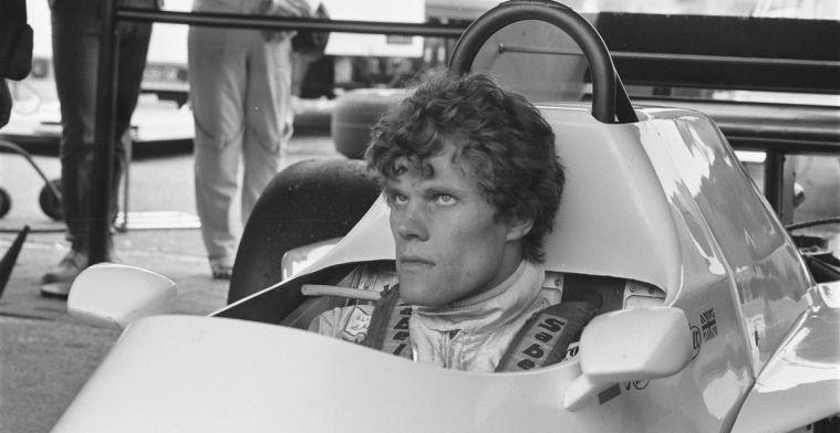 Deze Nederlandse coureur ging Max Verstappen voor: Huub Rothengatter