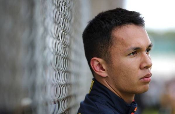 "Alex Albon can leave Brazil with ""head held high"" - Horner"