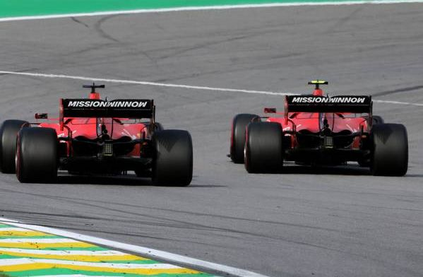 Ross Brawn urges Sebastian Vettel or Charles Leclerc to accept blame