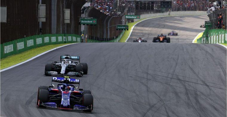 Doornbos: Complete dominantie van Mercedes is voorbij