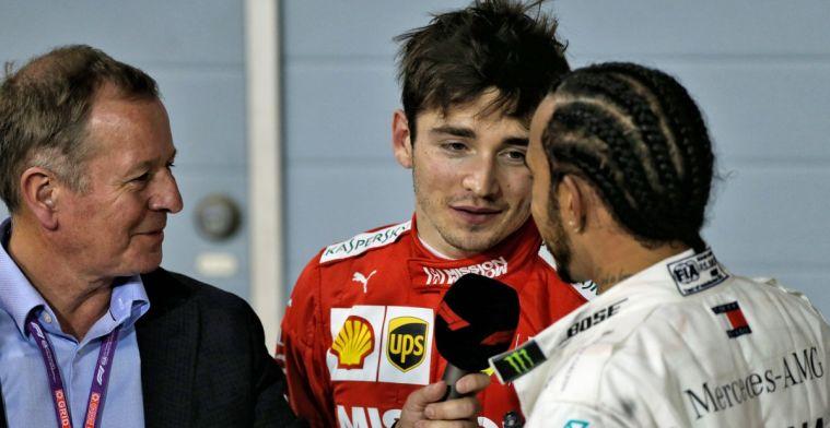 Brundle: Twijfel er niet aan dat contact door Vettel plaatsvond