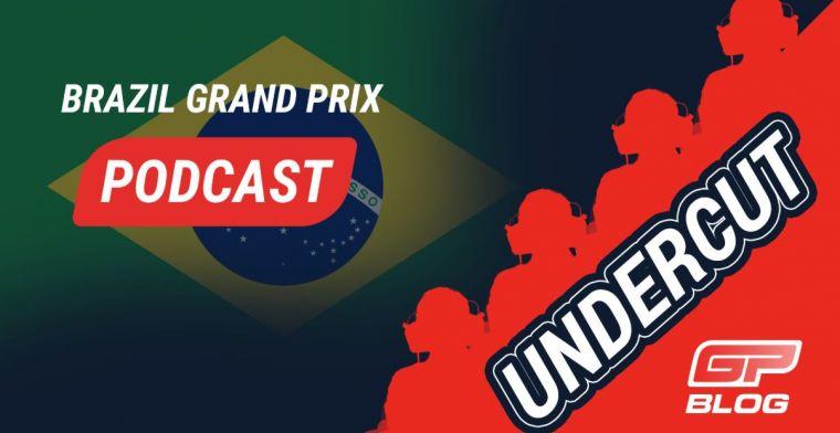 'Verstappen en Hamilton stelen samen de show' | Brazilië podcast #30
