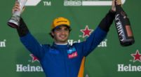 "Image: Sainz helped by DNFs and Safety Cars ""but take nothing away from performance"""