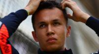 """Afbeelding: Gemengde gevoelens bij Albon: """"Maar wel een Toro Rosso op P2..."""""""