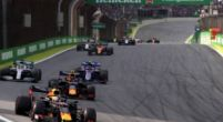 Image: Formula 1 to contemplate race restarts approach after Max Verstappen's Brazil move
