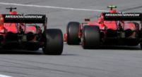 """Afbeelding: Vettel ontkent insturen op Leclerc: """"Ik reed gewoon rechtdoor"""""""