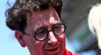 "Image: Mattia Binotto says Ferrari get ""criticized"" for team orders and letting them race"