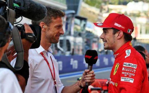 Vettel-Leclerc collision a