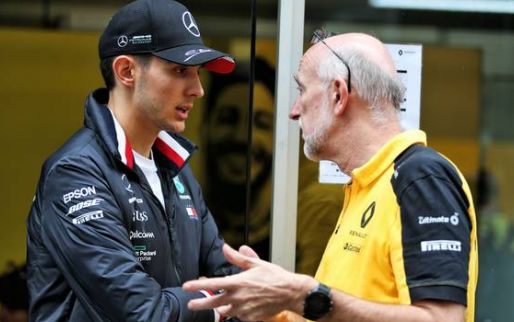 Esteban Ocon to test for Renault after Abu Dhabi Grand Prix!