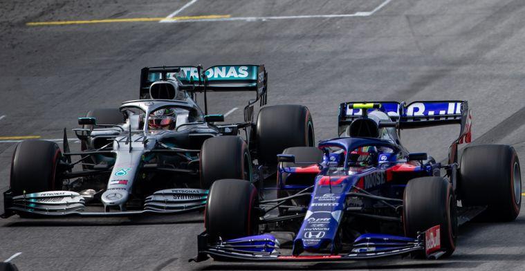 Complottheorieën steken kop op na GP Brazilië: Deed Mercedes dit expres?