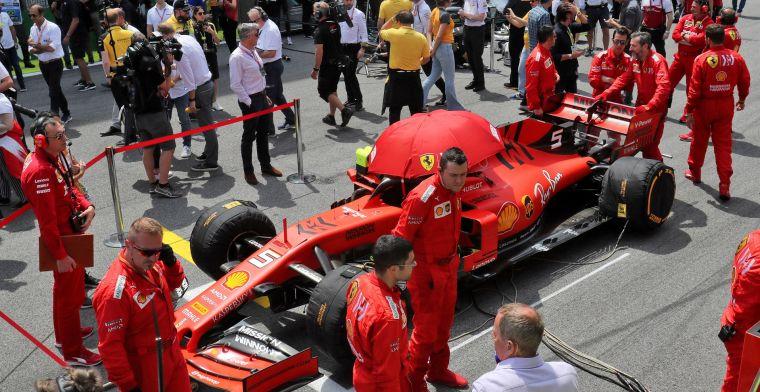 Ferrari wederom onder de loep: Brandstofsysteem in beslag genomen in Brazilië
