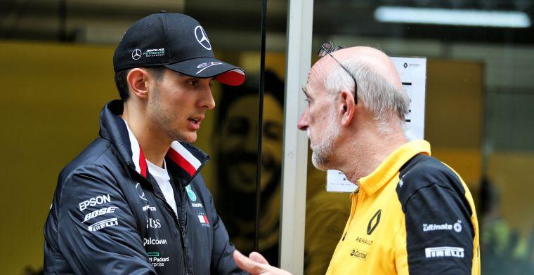Esteban Ocon stapt al in Abu Dhabi in bij Renault!