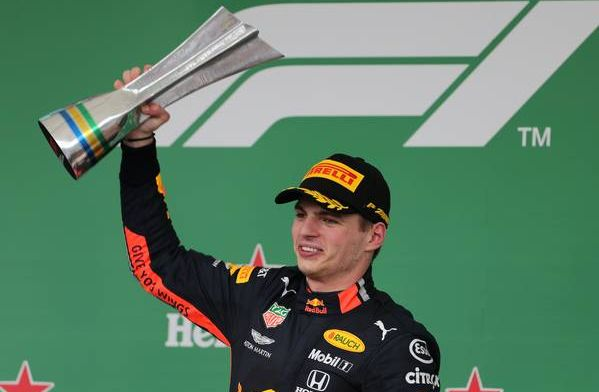 Rubens Barrichello says Max Verstappen is very popular in Brazil.