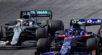 """Afbeelding: Complottheorieën steken kop op na GP Brazilië: """"Deed Mercedes dit expres?"""""""