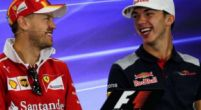 "Image: Sebastian Vettel thinks Pierre Gasly has drove ""brilliantly"" since Red Bull drop"