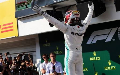 Lewis Hamilton confident he can take on F1's new young talent