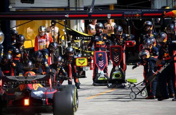 Ook Verstappen had rol in snelste pitstop ooit: Deden ze in Brazilië weer goed