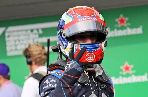"""Gasly: """"80 procent van potentieel waargemaakt met Red Bull Racing"""""""