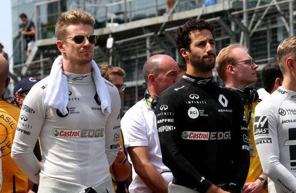 Hulkenberg weigert te vertrekken: ''Ik blijf in de Formule 1''