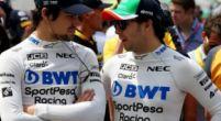 """Afbeelding: Perez: """"Die twee punten hebben we eigenlijk niet verdiend"""""""