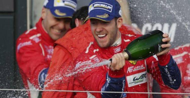 Vandoorne third for Mercedes as Sam Bird wins FE season opener!